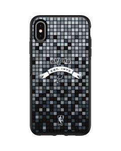 San Antonio Spurs Digi Otterbox Symmetry iPhone Skin