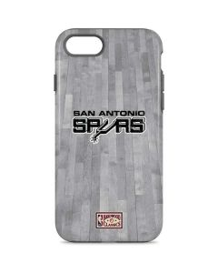 San Antonio Spurs Hardwood Classics iPhone 8 Pro Case