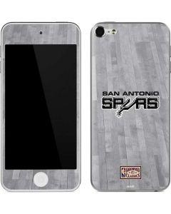 San Antonio Spurs Hardwood Classics Apple iPod Skin
