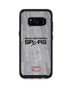 San Antonio Spurs Hardwood Classics Otterbox Symmetry Galaxy Skin