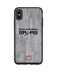 San Antonio Spurs Hardwood Classics Otterbox Symmetry iPhone Skin