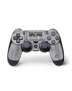San Antonio Spurs Hardwood Classics PS4 Pro/Slim Controller Skin