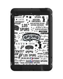 San Antonio Spurs Historic Blast LifeProof Fre iPad Mini 3/2/1 Skin