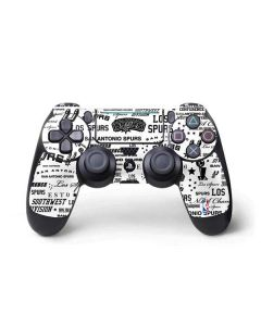 San Antonio Spurs Historic Blast PS4 Pro/Slim Controller Skin