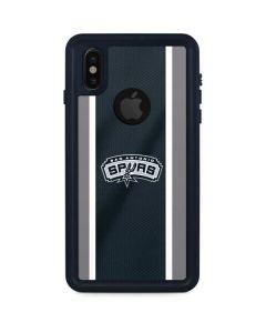 San Antonio Spurs iPhone X Waterproof Case