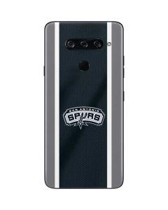 San Antonio Spurs LG V40 ThinQ Skin