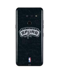 San Antonio Spurs Primary Logo LG G8 ThinQ Skin