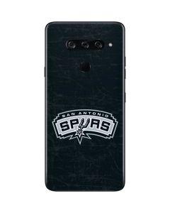San Antonio Spurs Primary Logo LG V40 ThinQ Skin