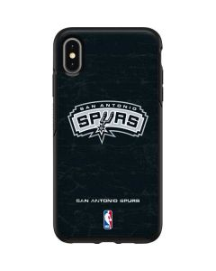 San Antonio Spurs Primary Logo Otterbox Symmetry iPhone Skin
