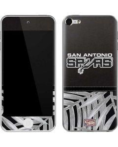 San Antonio Spurs Retro Palms Apple iPod Skin