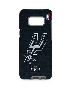 San Antonio Spurs Secondary Logo Galaxy S8 Pro Case