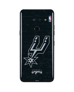 San Antonio Spurs Secondary Logo LG G8 ThinQ Skin