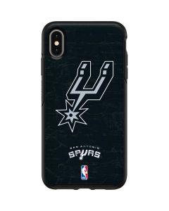 San Antonio Spurs Secondary Logo Otterbox Symmetry iPhone Skin