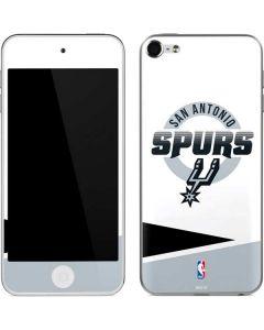 San Antonio Spurs Split Apple iPod Skin