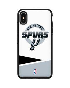 San Antonio Spurs Split Otterbox Symmetry iPhone Skin