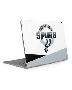 San Antonio Spurs Split Surface Book 2 13.5in Skin