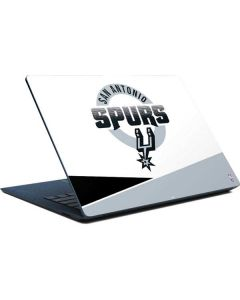 San Antonio Spurs Split Surface Laptop Skin