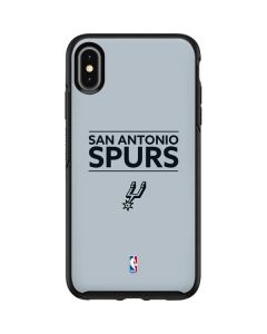 San Antonio Spurs Standard - Grey Otterbox Symmetry iPhone Skin