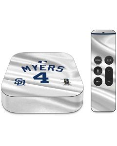 San Diego Padres Myers #4 Apple TV Skin