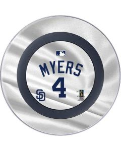 San Diego Padres Myers #4 Wireless Charger Skin