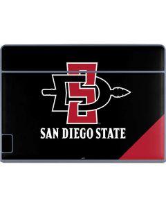 San Diego State Galaxy Book Keyboard Folio 12in Skin