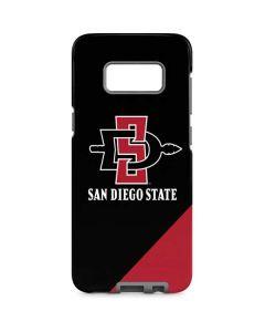 San Diego State Galaxy S8 Pro Case