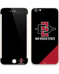 San Diego State iPhone 6/6s Plus Skin
