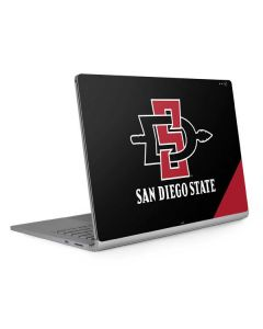 San Diego State Surface Book 2 15in Skin