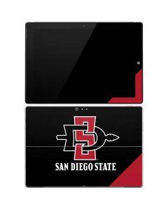 San Diego State Surface Pro 3 Skin