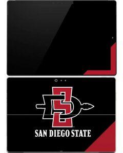 San Diego State Surface Pro 4 Skin