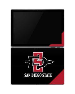 San Diego State Surface Pro 6 Skin