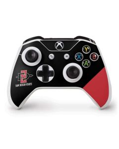 San Diego State Xbox One S Controller Skin