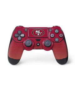 San Francisco 49ers Breakaway PS4 Pro/Slim Controller Skin