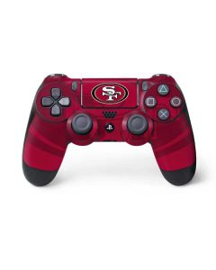 San Francisco 49ers Double Vision PS4 Controller Skin