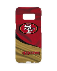 San Francisco 49ers Galaxy S8 Plus Lite Case