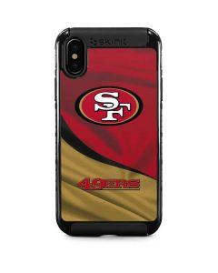 San Francisco 49ers iPhone X Cargo Case