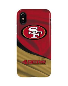 San Francisco 49ers iPhone XS Max Pro Case