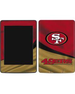 San Francisco 49ers Amazon Kindle Skin