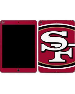 San Francisco 49ers Large Logo Apple iPad Air Skin