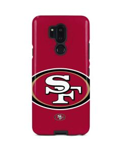 San Francisco 49ers Large Logo LG G7 ThinQ Pro Case