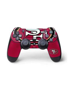 San Francisco 49ers Large Logo PS4 Pro/Slim Controller Skin