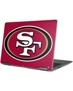 San Francisco 49ers Large Logo Yoga 710 14in Skin