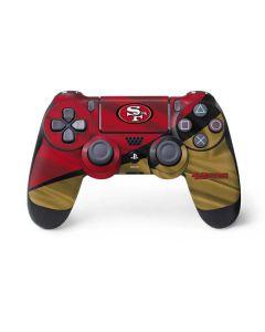 San Francisco 49ers PS4 Controller Skin