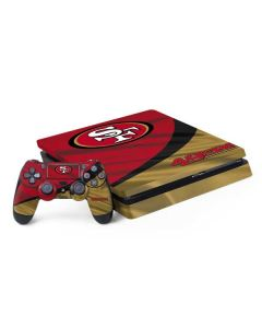 San Francisco 49ers PS4 Slim Bundle Skin