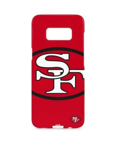 San Francisco 49ers Retro Logo Galaxy S8 Plus Lite Case