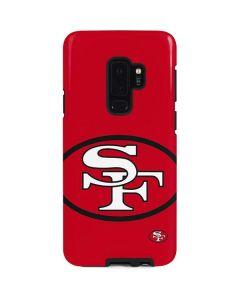 San Francisco 49ers Retro Logo Galaxy S9 Plus Pro Case