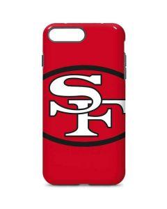 San Francisco 49ers Retro Logo iPhone 8 Plus Pro Case