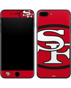 San Francisco 49ers Retro Logo iPhone 8 Plus Skin