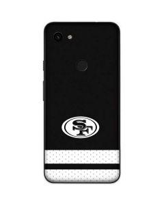 San Francisco 49ers Shutout Google Pixel 3a Skin