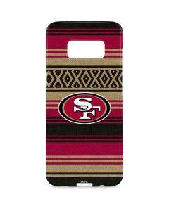 San Francisco 49ers Trailblazer Galaxy S8 Plus Lite Case
